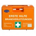 Erste Hilfe Koffer Brandverletzungen