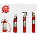 Feuerlöschsysteme EASY FALCON Pulver 1 kg