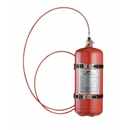 CO2 Feuerlöschsystem 2 kg