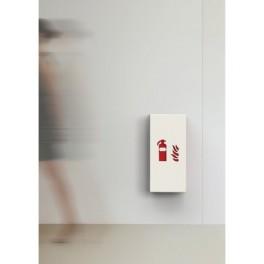 Design Feuerlöscherhalter, Small