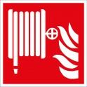 Symbol Löschschlauch ISO 7010