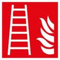 Symbol Feuerleiter  ISO 7010