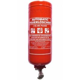 Pulverlöscher 2 kg Dauerdruck Automatic DIN EN