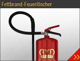 Fettbrand-Feuerlöscher