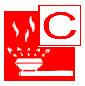 Feuerlöscher - Brandklasse C